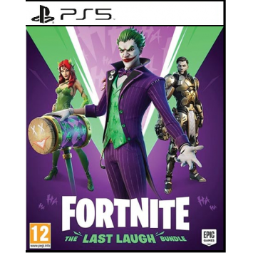 Fortnite (The Last Laugh Bundle) (PS5)