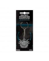 Call of Duty Modern Warfare Metal Keychain East Faction 6 cm