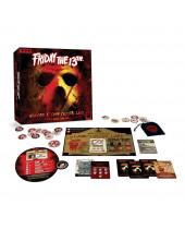 Friday the 13th Horror at Camp Crystal Lake stolová hra (English Version)