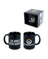 Overwatch hrnček Logo