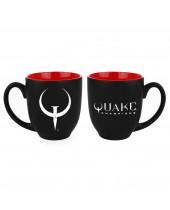 Quake Champions Oversize hrnček Logo