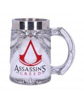 Assassins Creed pivný pohár Logo 15 cm