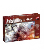 Axis and Allies stolová hra D-Day (English Version)