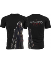 Assassins Creed Callum Lynch Black (T-Shirt)