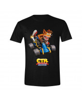 Crash Team Racing Crash Car (T-Shirt)