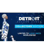 Detroit - Become Human CZ (Collectors Edition) (PC)