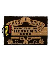 Guns N Roses rohožka Knockin On Heavens Door 40 x 57 cm