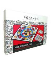 Friends stolová hra Trivia Race To Central Perk (English Version)
