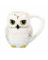Harry Potter 3D Shaped hrnček Hedwig