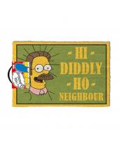 Simpsons rohožka Hi Diddly Ho Neighbour 40 x 60 cm