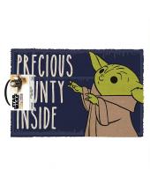 Star Wars The Mandalorian rohožka Precious Bounty Inside 40 x 60 cm