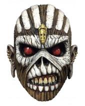Iron Maiden latex maska Book of Souls