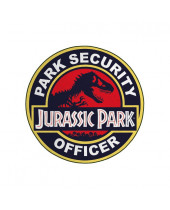 Jurassic Park koberec Park Security Officer 80 cm