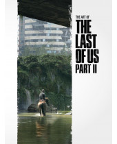 Art of The Last of Us Part 2 Book