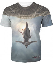 Assassins Creed Leap Of Faith Black (T-Shirt)