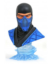 Mortal Kombat 11 Legends in 3D busta 1/2 Sub-Zero 25 cm