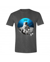 NASA Buzz Aldrin Desolation (T-Shirt)