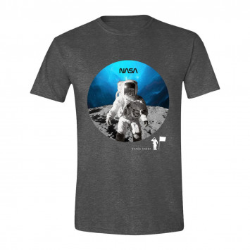 NASA Buzz Aldrin Desolation (T-Shirt)