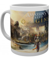 Assassins Creed Origins hrnček Cover