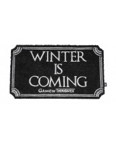 Game of Thrones rohožka - Winter Is Coming 43 x 72 cm
