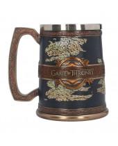 Game of Thrones pivný pohár The Seven Kingdoms