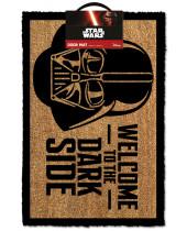 Star Wars rohožka Welcome To The Dark Side 40 x 60 cm