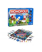 Nintendo stolová hra Monopoly Gamer Sonic the Hedgehog Edition (English Version)