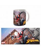 Marvel Comics hrnček Spider-Man 2099