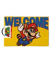 Super Mario rohožka Welcome 40 x 60 cm