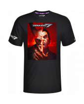 Tekken 7 Cover Art (T-Shirt)