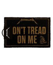 Metallica rohožka Dont Tread on Me 40 x 60 cm
