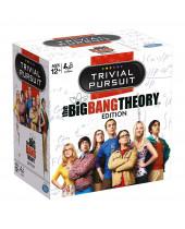 Big Bang Theory kartová hra Trivial Pursuit (English Version)