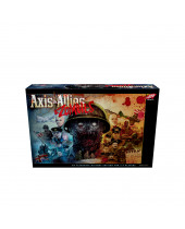 Avalon Hill stolová hra Axis and Allies Zombies (English Version)