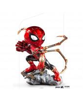 Avengers Endgame Mini Co. PVC socha Iron Spider 14 cm