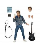 Back to the Future akčná figúrka Ultimate Marty McFly (Audition) 18 cm