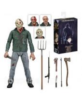 Friday the 13th Part 3 akčná figúrka Ultimate Jason 18 cm