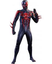 Marvels Spider-Man Video Game Masterpiece akčná figúrka 1/6 Spider-Man 2099 Black Suit HT Exclusive 30 cm