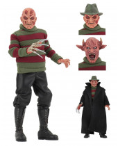 Wes Cravens New Nightmare Retro akčná figúrka Freddy Krueger 20 cm