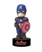 Avengers Age of Ultron Body Knocker Captain America 15 cm