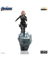 Avengers Endgame BDS Art Scale socha 1/10 Black Widow 21 cm