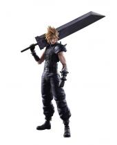 Final Fantasy VII Remake Play Arts Kai akčná figúrka Cloud Strife Version 2 27 cm