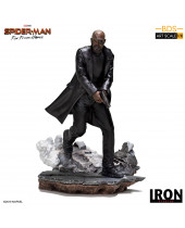 Spider-Man Far From Home BDS Art Scale Deluxe socha 1/10 Nick Fury 20 cm