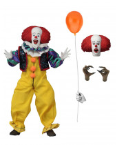 Stephen Kings It 1990 Retro akčná figúrka Pennywise 20 cm