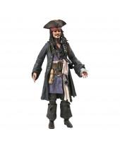 Pirates of the Caribbean Deluxe akčná figúrka Jack Sparrow 18 cm