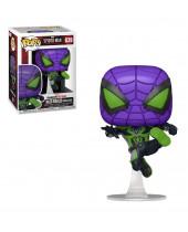 Pop! Games - Marvels Spider-Man - Miles Morales (Purple Reign)