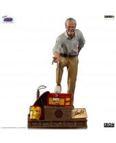 Marvel Deluxe Art Scale socha 1/10 Stan Lee