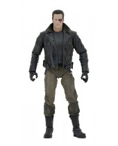 Terminator akčná figúrka Ultimate Police Station Assault T-800 (Motorcycle Jacket) 18 cm