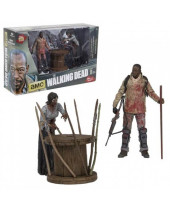 Walking Dead akčné figúrky 2-pack Morgan and Walker 13 cm