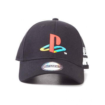 PlayStation Baseball Cap Tech19 Logo