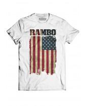 Rambo - Flag (T-Shirt)